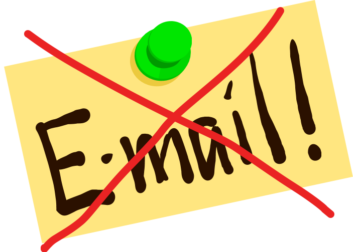 Why Email is ineffective for Agile communication